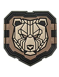 Mil-Spec Monkey Industrial Bear PVC - Urban