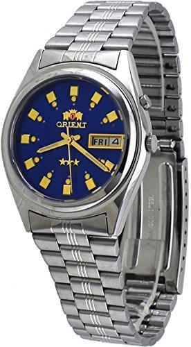 Orient #BEM6Q004J Men's 3 Star Standard Self Winding Automatic Watch
