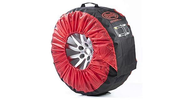 Rueda Premium bolsas de almacenamiento conjunto de 4 14-18.