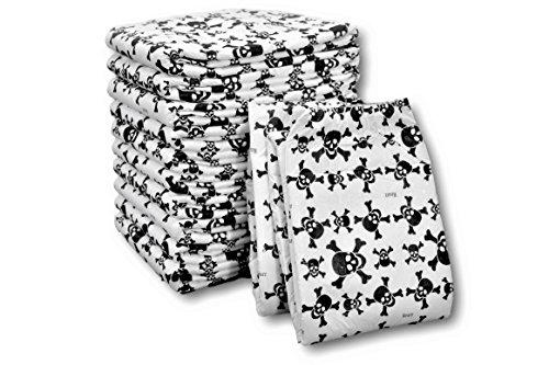 Bambino Diapers - Rearz - Rebel - Adult Diaper (12 Pack)(Medium, 30'' - 42'')