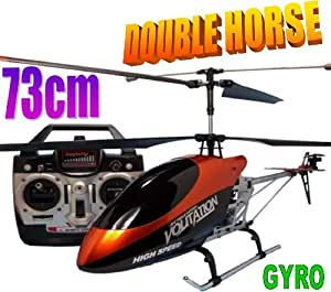Double Horse 9053 Volitation - Helicóptero por control remoto
