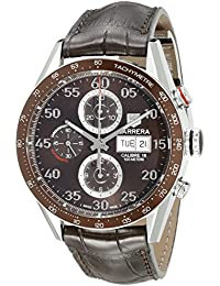 Men's CV2A12.FC6236 Carrera Day Date Automatic Chronograph Watch