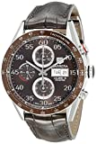 Image of TAG Heuer Men's CV2A12.FC6236 Carrera Day Date Automatic Chronograph Watch