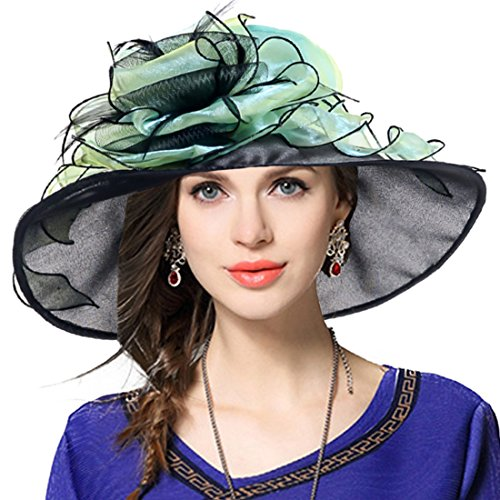 Green Sheer Cap - 6