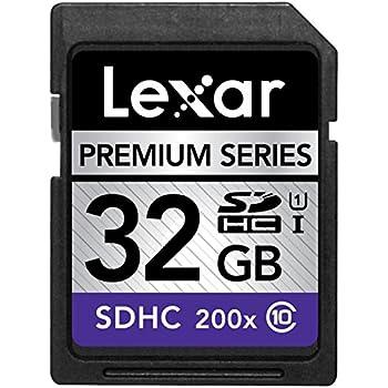 Amazon.com: Lexar Premium - Flash-Speicherkarte 32 GB ...