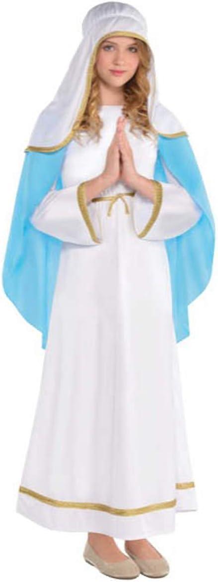 Amazon.com: Amscan Disfraz de la Virgen Santa María para ...