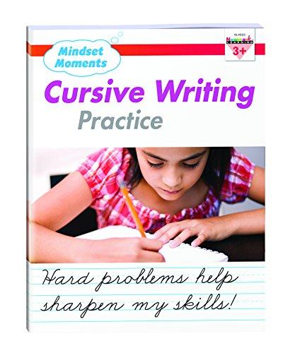 Mindset Moments Handwriting Practice Cursive Gr. 3+ - NL4693