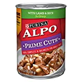 Purina Alpo Prime Cuts With Lamb & Rice In Gravy A...