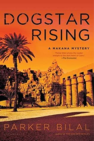 book cover of Dogstar Rising