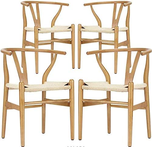 Wishbone Chair Wooden Dining Chair