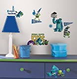 Disney's ''Monsters University'' Movie Wall Decals 18''x40''
