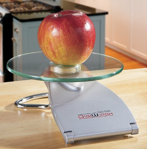Digital Diet Scale with Presets by DigiWeigh by DigiWeigh