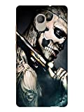 TREECASE Designer Printed Soft SIlicone Back Case Cover For Micromax Canvas Fire 5 Q386
