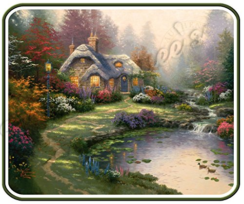 Everett's Cottage Mouse Pad -
