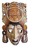 Mayan Mask - Solar Calendar *Premium Craft*