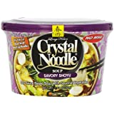 Crystal Noodle Savory Shoyu Soup, 1.83-Ounce Cup (52 Grams) (Pack of 6)