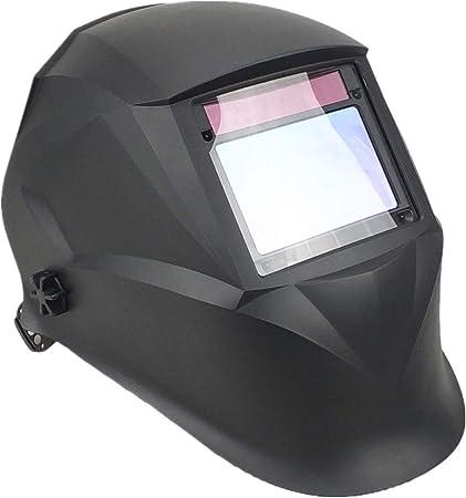 Ombre DIN 3-13 4 Capteurs Casque de Soudage CE EN379 A.6 cr/âne de feu 100x65mm Masque de soudage Optical 1111 Vue Taille 3.00x65mm