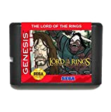 Taka Co 16 Bit Sega MD Game The Lord Of The Rings The Return Of The King 16 bit MD Game Card For Sega Mega Drive For Genesis