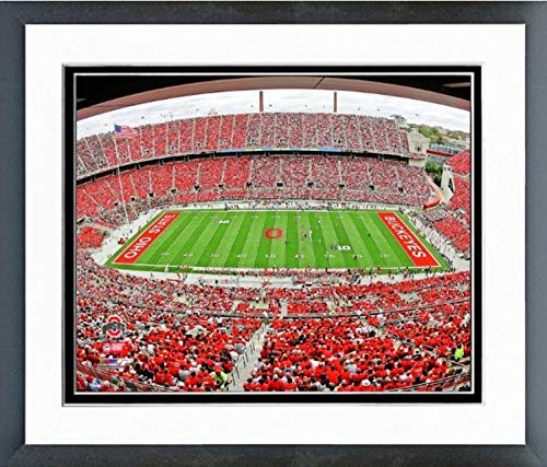 Ohio State Buckeyes NCAA Stadium Photo (Size: 12.5