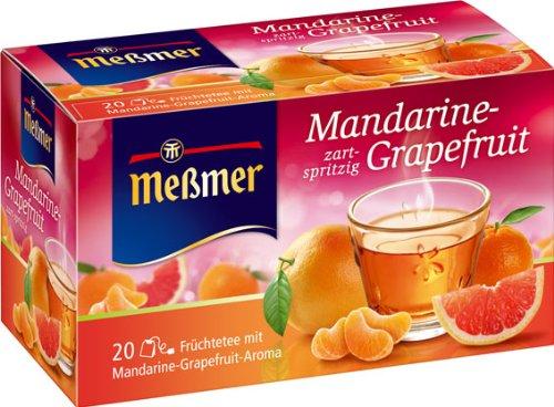 Grapefruit-Tee zum Abnehmen