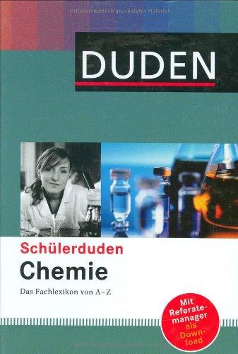 Chemie: Das Fachlexikon von A-Z