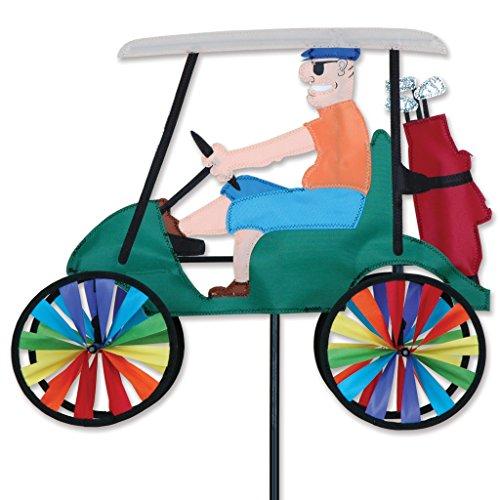 Premier Kites 17 In. Golf Cart Spinner ()