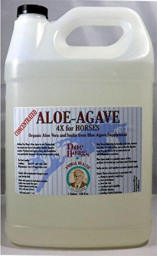 Doc Hoag's Aloe Agave 4x for Horses gut