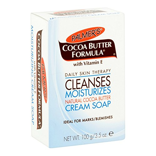 Palmer's Cocoa Butter Formula Daily Skin Therapy Soap 3.5 oz (Pack of 4)