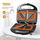 OSTBA Sandwich Maker, Toaster and Electric Panini