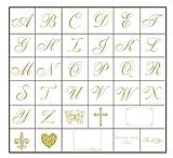 Designer Greetings Monogram Boxed Note Cards