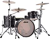 Ludwig Classic Maple 3-Piece Shell Pack Vintage Black Oyster Pearl
