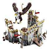 : Mega Bloks King Arthur Battle Action Castle