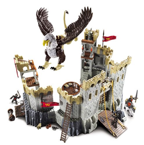 Mega Bloks King Arthur Battle Action Castle Buy Online
