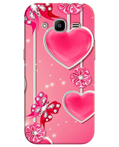 best loved a8d84 2b745 FurnishFantasy Mobile Back Cover for Samsung Galaxy J2: Amazon.in ...