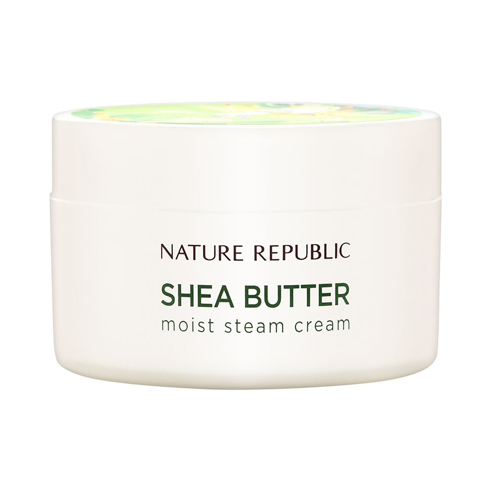 Nature Republic Shea Butter Steam Cream Moist 100 ml / 3.38 fl. oz.