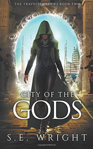 Read Online City of the Gods: The Traveller Series Book Two (Volume 2) pdf