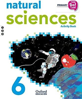 Pack Natural Science. Primary 6. Activity Book Think Do Learn - 9788467394955: Amazon.es: Varios Autores: Libros en idiomas extranjeros