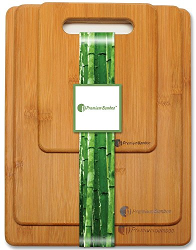 Premium Bamboo Chopping Designed Lifetime product image