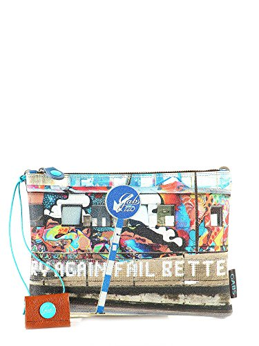 Gabs franco gabbrielli BEYONCESTUDIO PRINT Pochette Accessories Multicolor Pz.