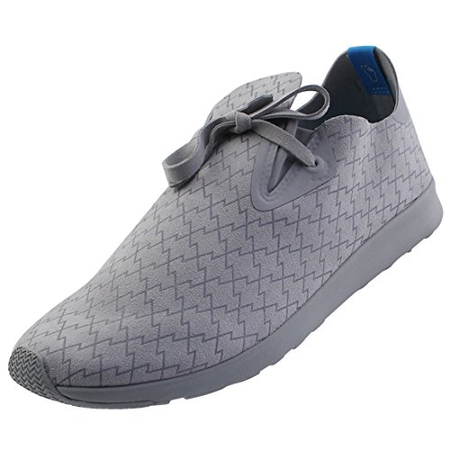 Native Apollo Grey Sneaker Moc Fashion Pigeon Lightning Unisex Grey Pigeon 4qr4wCnp