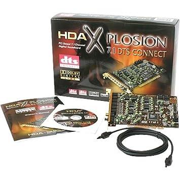 HDA XPLOSION DRIVER UPDATE