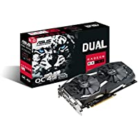 Asus Radeon RX 580 Dual-fan OC Edition 8GB Graphics Card + Code for 2 Free Games