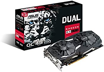 Asus Radeon RX 580 8GB Graphics Card + Code for 2 Free Games