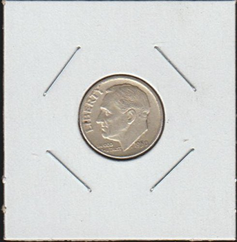 (1950 Roosevelt (1946-to Date) Dime Choice About Uncirculated Details)