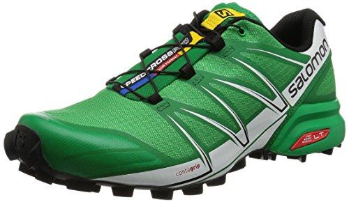 Salomon Speedcross Pro Scarpe Da Trail Corsa - AW16 Green