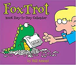FoxTrot: 2006 Day to Day Calendar