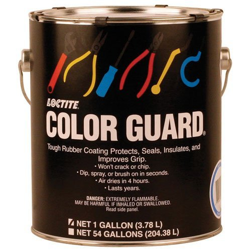LOCTITE Color Guard174; Tough Rubber Coating - Color: Blue Container Size: 1 Gallon Can MFR : 34983