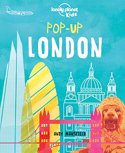 - Pop-up London (Lonely Planet Kids)