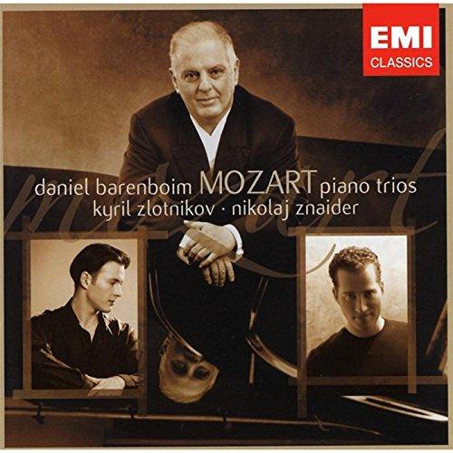 (Mozart: Piano Trios / Trio for Clarinet, Viola & Piano, K. 496, 498, 502, 542, 548, 564)