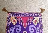 Tassels Included Magic Carpet Costume Towel